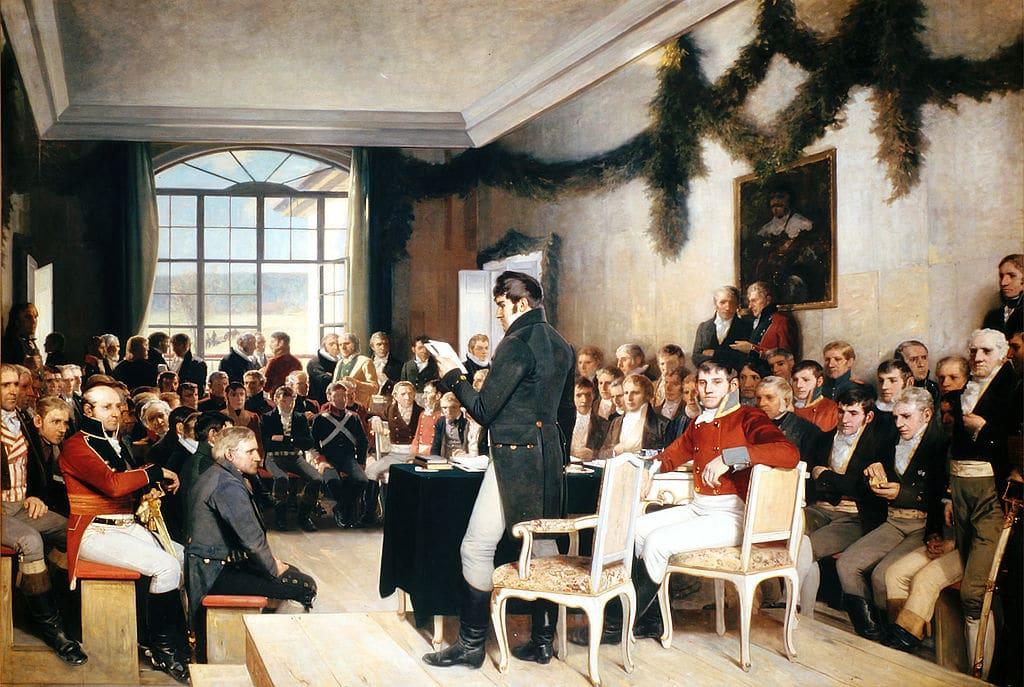 Eidsvollsforsamlingen 1814