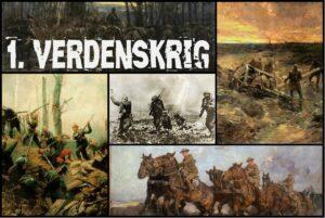 førsteverdenskrig