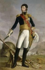 Napoleons egen hærfører, marskalk Jean Baptiste Bernadotte, ble valgt til svensk tronarving etter at Christian August døde i mai 1810.
