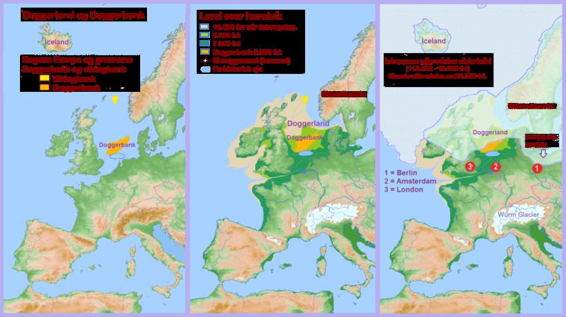 Doggerland og siste istid