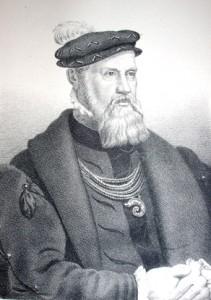 Kristian 3. av Danmark-Norge. Gjorde Norge til et lydrike underlagt Danmark og innførte reformasjonen 1537.