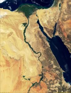 Egypt (Foto: Nasa)