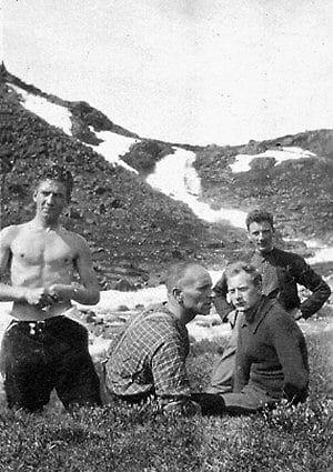 Lie, Tranmæl og Gerhardsen