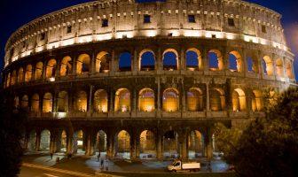 Colosseum i Roma. Foto: L.T. Hellum