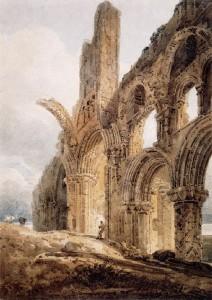 Lindisfarne kloster ble grunnlagt rundt år 635 av den irske munken Aidan. Det fungerte lenge som en base for misjonsreiser til de nordre områdene av de britiske øyer. Den 8. juni år 793 kom det første vikingraidet på Lindisfarne, det første som er registrert av historiske kilder.