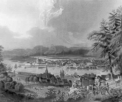 Etter at mesteparten av Oslos gamle trebebyggelse brant ned til grunnen i 1624 bygget Kristian 4. opp byen igjen i tilknytning til Akershus festning som Kristiania.