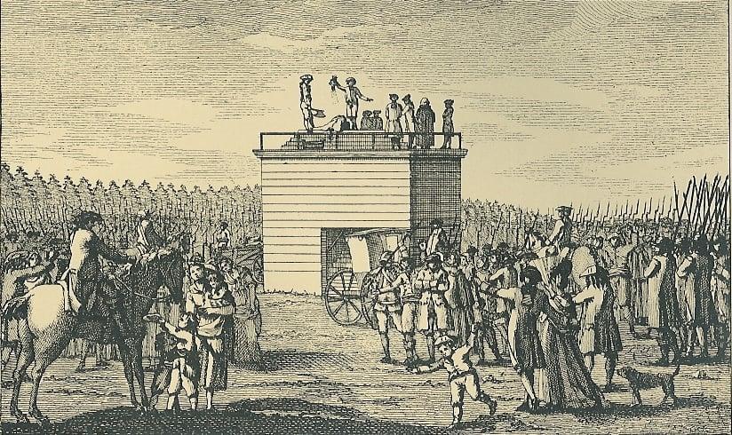 henrettelse norge