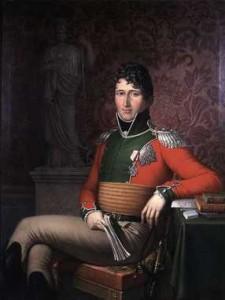 Fordi Kongen hadde kun døtre og derfor ingen mannlige arvinger til tronen var det hans fetter Kristian Fredrik som var hans tronfølger. I 1813 ble han sendt til Norge for å erstatte Christian August som stattholder i Norge.