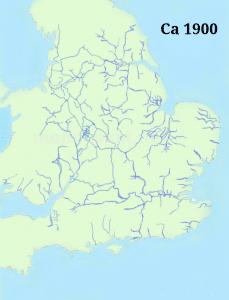 Kanaler etter 1900wm
