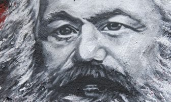 Bilde: Karl Marx maleri av Abode of Chaos, flickr https://accounts-flickr.yahoo.com/photos/home_of_chaos/