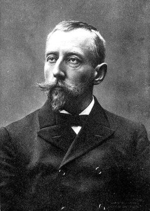 Roald Amundsen 1908. Ingen opphavsrett.
